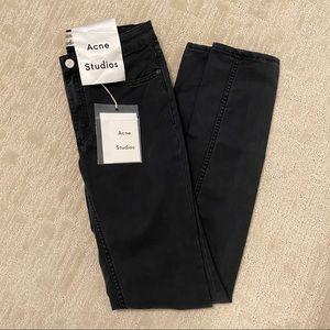 Acne Studios Flex UPS black jeans